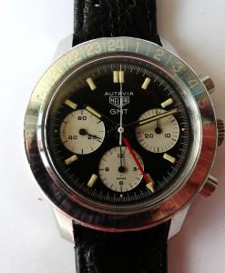 Heuer Autavia GMT Ref. 2446GMT