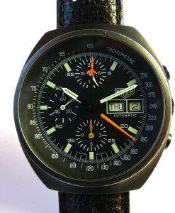 Heuer 1000er Series PVD Ref. 510.501