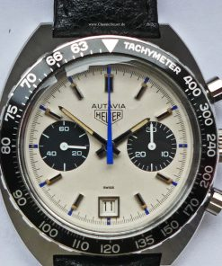 Heuer Autavia Jo Siffert Colors Ref. 73463T