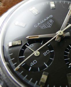 Heuer Camaro Ref. 7220N Tropic Dial