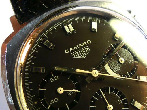 Heuer Camaro Ref. 7220N
