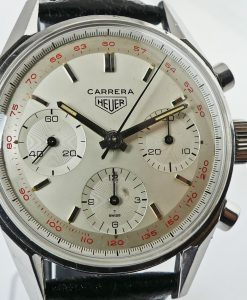 Heuer Carrera Tachy Ref. 2447T