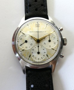 Heuer Chrono Abercrombie & Fitch Ref. 2444