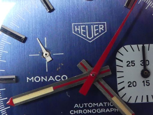 Heuer Monaco Ref.1533B