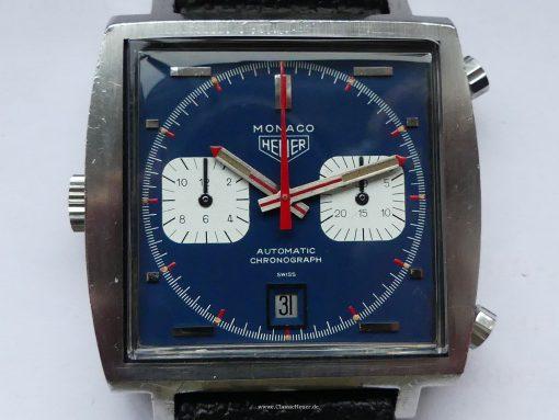 Heuer Monaco Steve McQueen Ref. 1133B