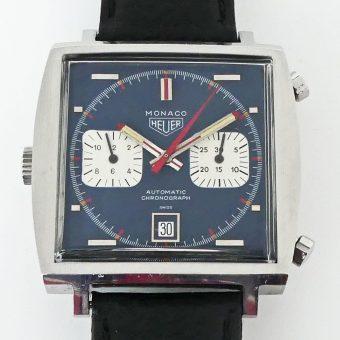 Heuer Monaco Steve McQueen Ref.1133B