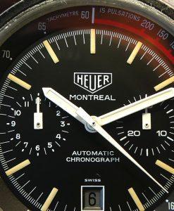 Heuer Montreal Black Ref.110.503N