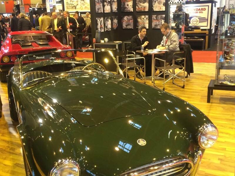 Retromobile Paris 2016