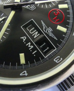 Heuer Military AMI Ref. 510.543