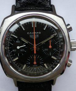 Heuer Camaro Ref. 73643T Tropic Dial