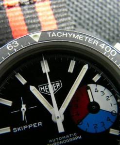 Heuer Skipper Ref. 11063V