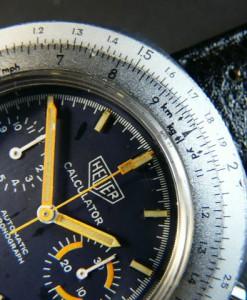Heuer Calculator Ref. 110.633B