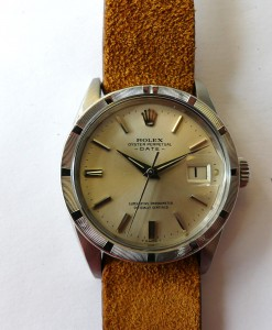 Rolex Oyster Date Ref. 1501