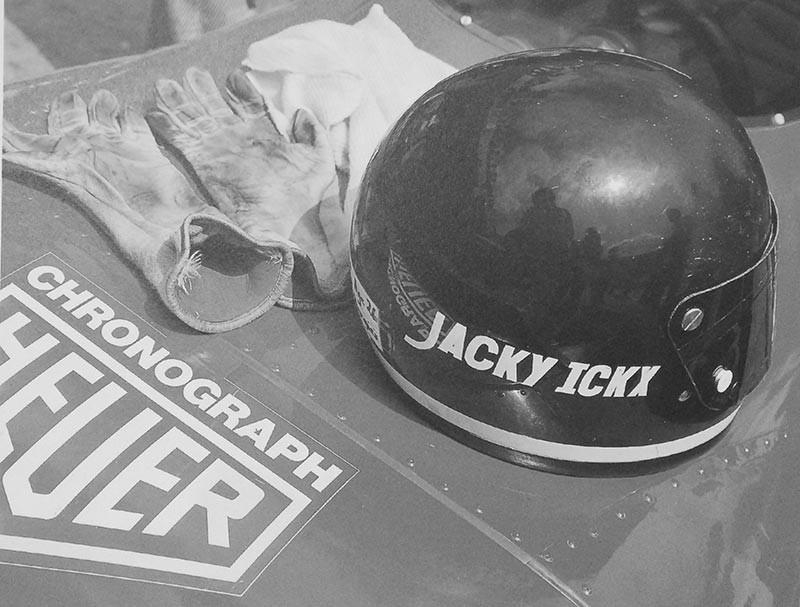 Heuer Jacky Ickx