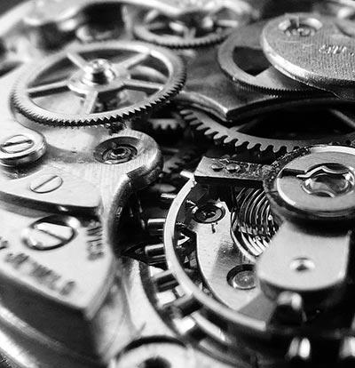 Gebrauchsanleitung für mechanische Uhren